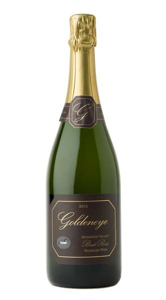 2012 Goldeneye Anderson Valley Brut Rose Sparkling Wine Image