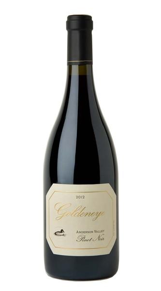2012 Goldeneye Anderson Valley Pinot Noir