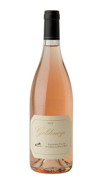 2012 Goldeneye Anderson Valley Vin Gris of Pinot Noir