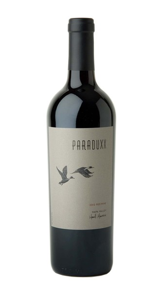 2012 Paraduxx Howell Mountain Napa Valley Red Wine Image