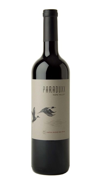 2012 Paraduxx Pintail Blend Napa Valley Red Wine