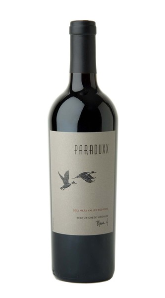 2012 Paraduxx Napa Valley Red Wine Rector Creek Vineyard - Block 4 Image