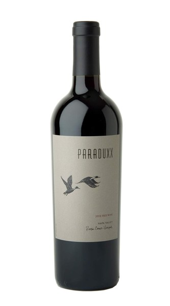 2012 Paraduxx Napa Valley Red Wine Rector Creek Vineyard