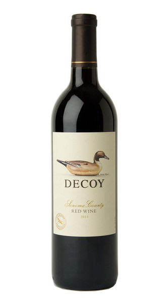 2013 Decoy Sonoma County Red Wine