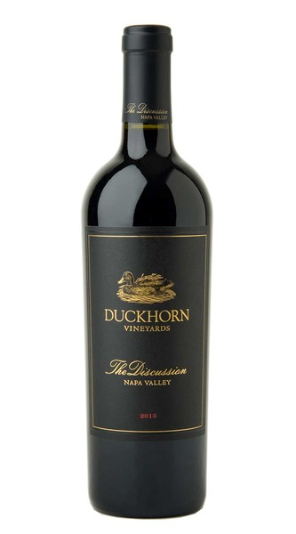 2013 Duckhorn Vineyards The Discussion Napa Valley Red Wine