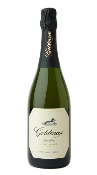 2013 Goldeneye Anderson Valley Brut Rosé Sparkling Wine