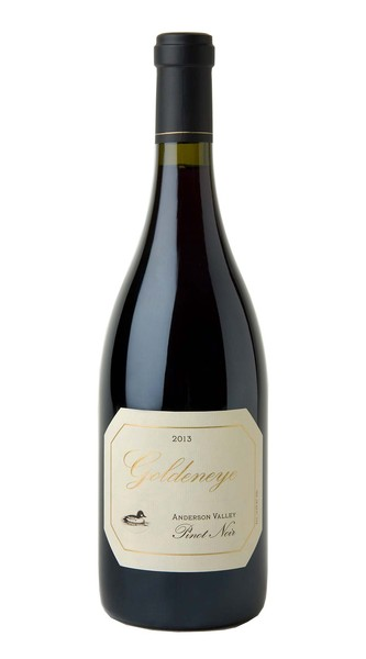 2013 Goldeneye Anderson Valley Pinot Noir