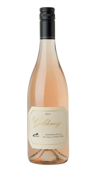 2013 Goldeneye Anderson Valley Vin Gris of Pinot Noir