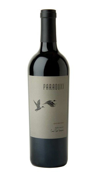 2013 Paraduxx Napa Valley Red Wine Cork Tree Vineyard