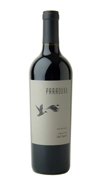 2013 Paraduxx Howell Mountain Napa Valley Red Wine Image