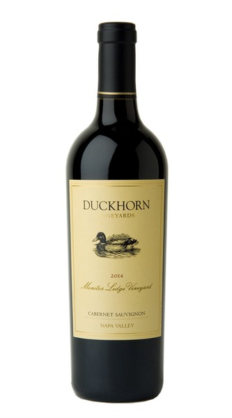 2014 Duckhorn Vineyards Napa Valley Cabernet Sauvignon Monitor Ledge Vineyard Image