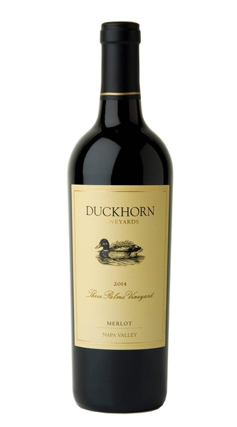 2014 Duckhorn Vineyards Napa Valley Merlot Three Palms Vineyard Image