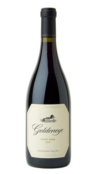 2014 Goldeneye Anderson Valley Pinot Noir
