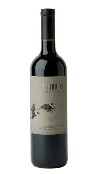 2014 Paraduxx Winemaker Series Red Wine Ridgeline Vineyard