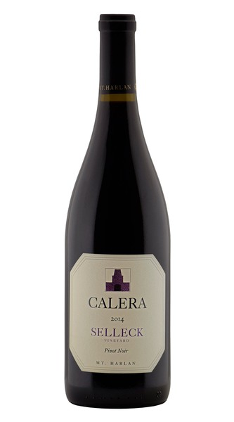 2014 Calera Mt. Harlan Pinot Noir Selleck Vineyard Image