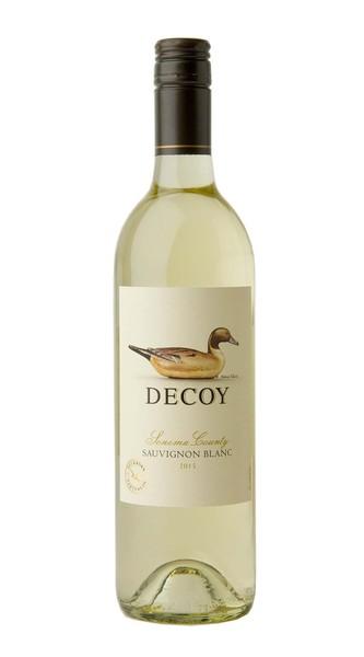 2015 Decoy Sonoma County Sauvignon Blanc Image