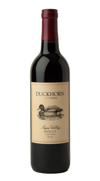 2015 Duckhorn Vineyards Carneros Napa Valley Merlot