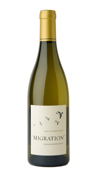 2015 Migration Russian River Valley Chardonnay Image