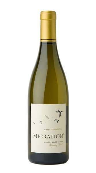 2015 Migration Russian River Valley Chardonnay Running Creek Vineyard