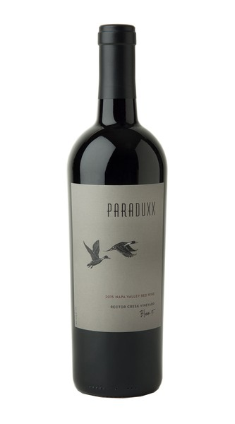2015 Paraduxx Napa Valley Red Wine Rector Creek Vineyard - Block 5
