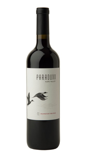 2015 Paraduxx Proprietary Napa Valley Red Wine Image