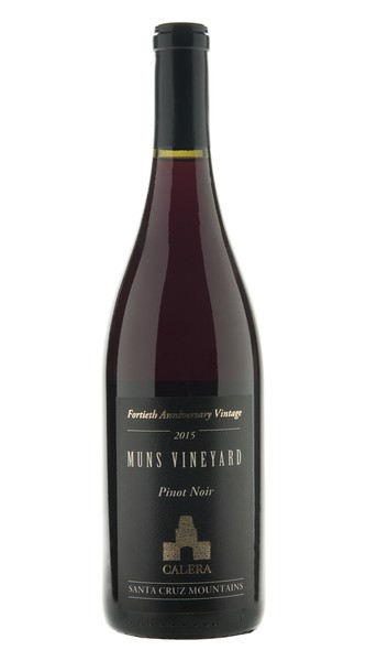 2015 Calera Santa Cruz Mountains Pinot Noir Muns Vineyard