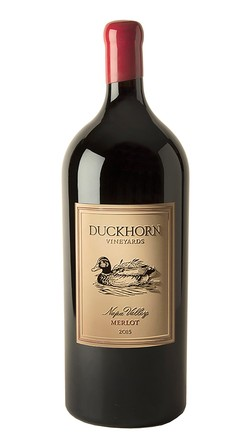2015 Duckhorn Vineyards Napa Valley Merlot 6.0L (Etched) Image