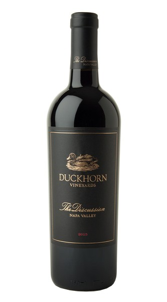 2015 Duckhorn Vineyards The Discussion Napa Valley Red Wine