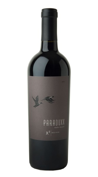 2015 Paraduxx X2 Napa Valley Red Wine (Etched) 3.0L