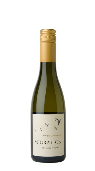 2015 Migration Russian River Valley Chardonnay 375ml Image