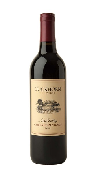 2016 Duckhorn Vineyards Napa Valley Cabernet Sauvignon Image