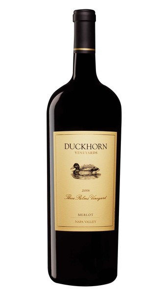 2016 Duckhorn Vineyards Napa Valley Merlot Three Palms Vineyard 1.5L