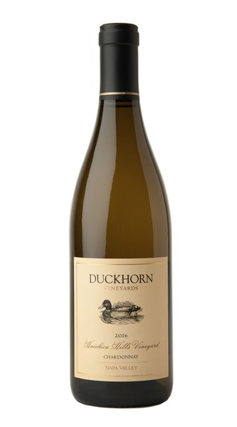 2016 Duckhorn Vineyards Napa Valley Chardonnay Huichica Hills Vineyard