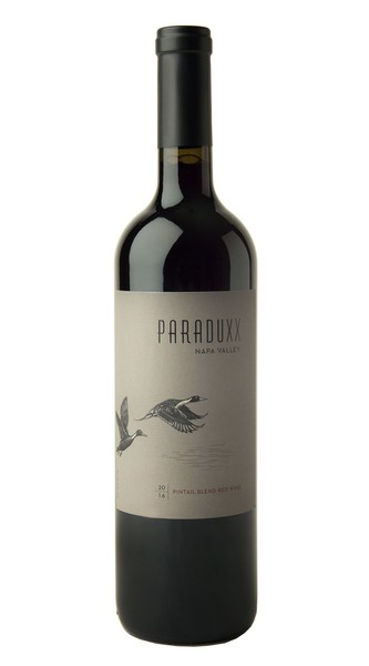 2016 Paraduxx Pintail Blend Napa Valley Red Wine Image