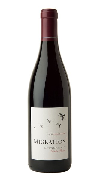2016 Migration Russian River Valley Pinot Noir Dutton Ranch