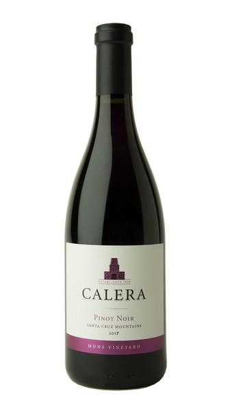 2017 Calera Santa Cruz Mountains Pinot Noir Muns Vineyard