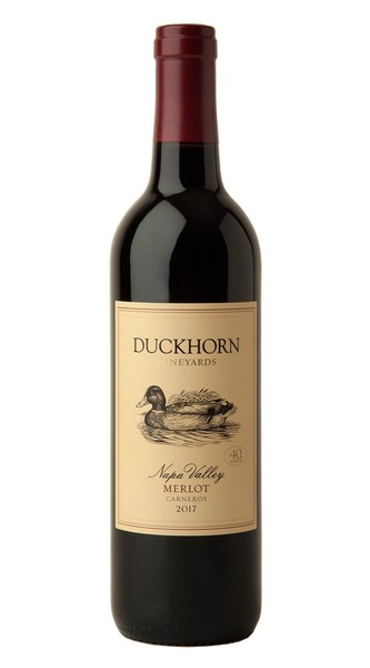 2017 Duckhorn Vineyards Carneros Napa Valley Merlot