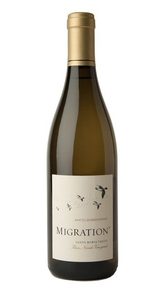 2017 Migration Santa Maria Valley Chardonnay Bien Nacido Vineyard