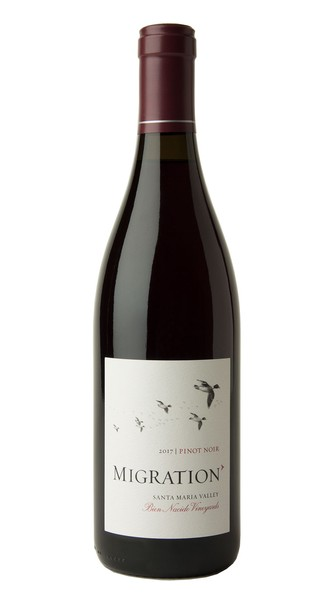 2017 Migration Santa Maria Valley Pinot Noir Bien Nacido Vineyard