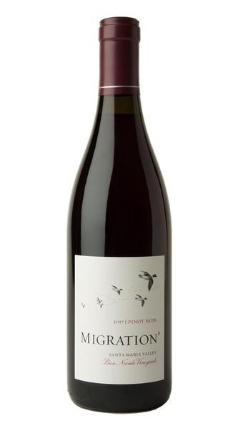 2017 Migration Santa Maria Valley Pinot Noir Bien Nacido Vineyard Image