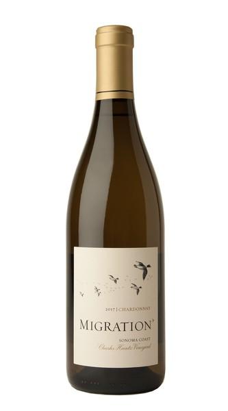 2017 Migration Sonoma Coast Chardonnay Charles Heintz Vineyard