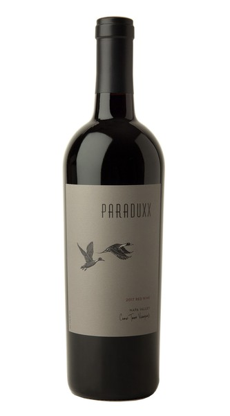 2017 Paraduxx Napa Valley Red Wine Cork Tree Vineyard