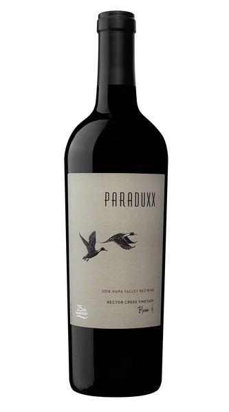 2018 Paraduxx Napa Valley Red Wine Rector Creek Vineyard - Block 4