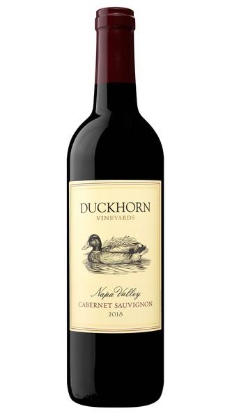2018 Duckhorn Vineyards Napa Valley Cabernet Sauvignon