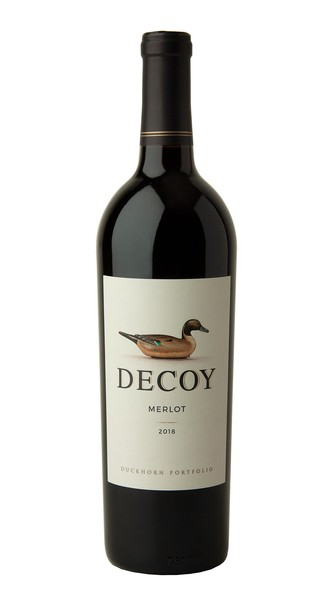 2018 Decoy Sonoma County Merlot