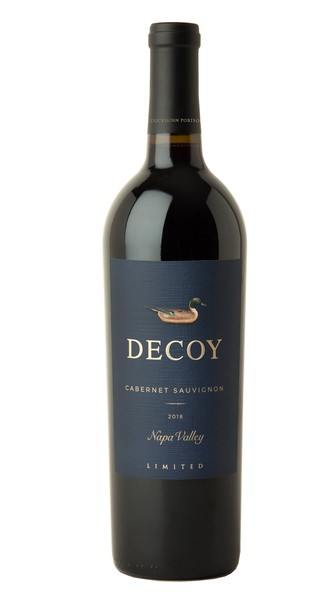 2018 Decoy Limited Napa Valley Cabernet Sauvignon