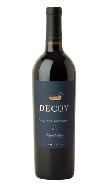 2018 Decoy Limited Napa Valley Cabernet Sauvignon