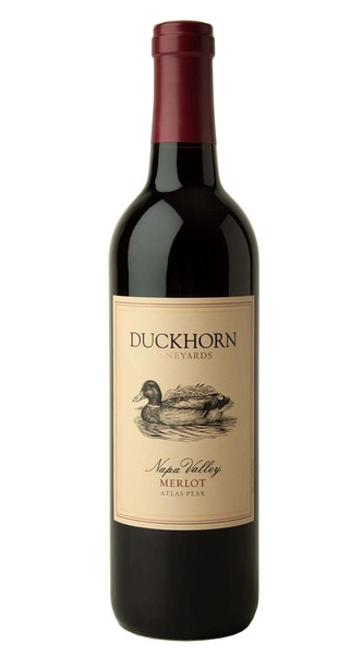 2018 Duckhorn Vineyards Atlas Peak Napa Valley Merlot