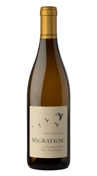 2018 Migration Santa Maria Valley Chardonnay Bien Nacido Vineyard