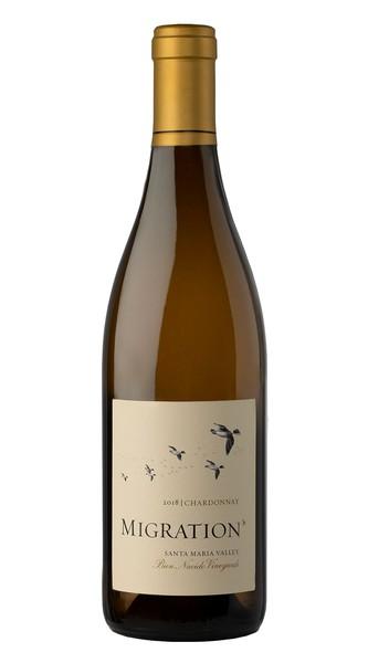 2018 Migration Santa Maria Valley Chardonnay Bien Nacido Vineyard